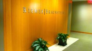 Reimer Braunstein <br> 7 New England Executive Park